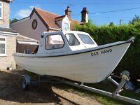 Orkney 520 Fishing Boat
