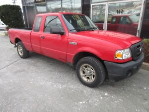 2010 Ford Ranger 5-SPEED