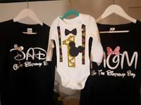 Custom T-shirt printing - Swansea