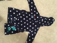 Boys dressing gown 18-24months