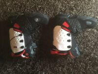 Solomon snow board boots nearly new worn once size 10.5