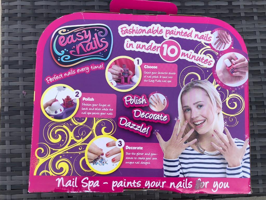 Easy Nails Nail Spa Really Paints - BTC Ex