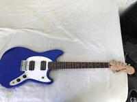 Fender Squire Mustang-Like New!