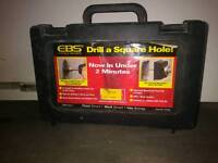 Electricians box cutting kit