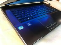 """Fast Asus 17"""" Laptop Intel i3 processor, 4gb Ram, 120gbhd, Windows 10, Hdmi, Hd Graphics,Office,wifi"""