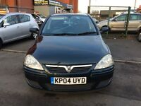 Vauxhall Corsa 1.2 i 16v Design 5dr (a/c) LADY KEEPER SINCE 2013
