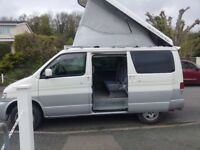 Mazda Bongo Friendee 1999. Campervan Conversion fitted in 2014. Automatic. Petrol. 105,000 miles.
