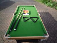 Snooker/Pool Table 5 foot