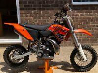 KTM SX50, £1500 or near offer