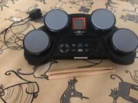 Electric drum pad