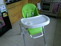 Mamas & Papas Prima Pappa Highchair