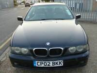 2002 BMW 5 Series 525i SE 4dr🔶🔷🔶LEATHER🔶🔷🔶INDIVIDUAL MODEL🔶🔷🔶