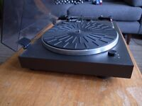 Akai AP- B20 record player with Goldring Elektra cartridge and stylus