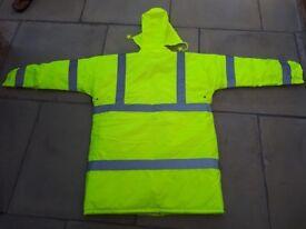 Brand New High Vis Jacket