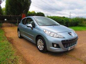Peugeot 207 1.4 Active *Zero Deposit Finance Specialists* From £87 per month