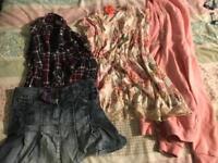 Girls 7/8 clothing bundle