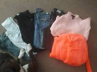 Age 11/12 Bundle of AS NEW clothes