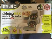 HoMedics Shiatsu Max Back and Shoulder Massager
