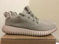 Adidas Yeezy 350 Boost Oxford Tan Size 8.5 UK