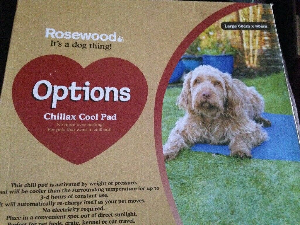 Chill Pad for dogs