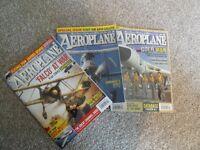 Aeroplane magazines