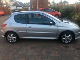 Peugeot 206 2.0hdi very good engine gearbox clutch very very good on fuel cheap tax and insurance.