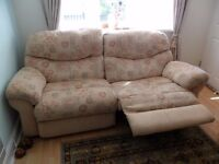 Two and three seater electric settees