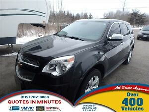 2014 Chevrolet Equinox LS | CLEAN | MUST SEE