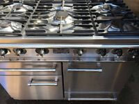 Falcon full gas cooker 110cm free delivery...07867030779