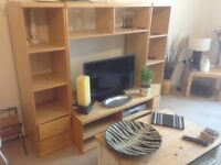 Display unit for tv