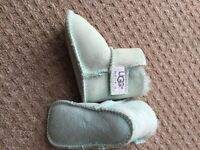Baby ugg boots. Sole length 13.5cm