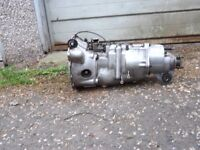 ROVER P4 60 4 SPEED WITH FREEWHEEL GEARBOX - RARE