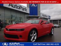 2015 Chevrolet Camaro | LEATHER | ONLY 16661KM | BLUETOOTH |