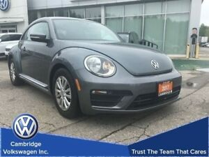 2017 Volkswagen The Beetle Trendline 1.8 Turbo With Android Auto