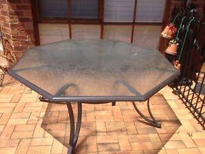 Octagonal Dining Table Albury Albury Area Preview