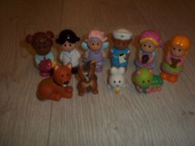 'EARLY LEARNING' - LITTLE PEOPLE TOYS