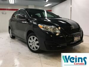 2014 Toyota Matrix A/T , POWER , A/C , 1 OWNER , MAINTANED