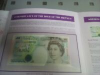 hk 97five pound note 40pound ono