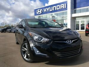 2016 Hyundai Elantra $121 Biweekly - Limited with GPS & Remote s