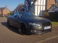 Audi a4 2004 Convertible 1.8 turbo Fully loaded 12months mot