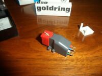 Goldring G850 Phono Cartridge & Stylus – Boxed Little Use
