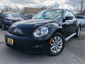 2014 Volkswagen Beetle 2.5L Comfortline SUPER CLEAN HEATED FRONT