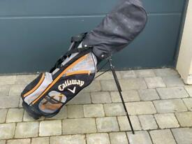 Callaway XJ Hot Junior Golf Clubs ages 9 to 12