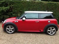 Immaculate 2007 Mini Cooper S - Chilli Pack, Super Charged with All John Cooper Works Extras