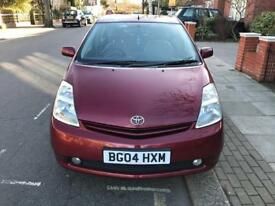 TOYOTA PRUIS 1.5 HYBRID NICE BURGUNDY COLOUR,DRIVES SUPERB,2 KEYS,2 OWNERS,LONG MOT