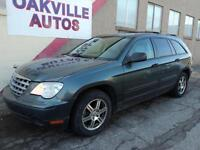 2007 Chrysler Pacifica LEATHER WARRANTY SAFETY INCL