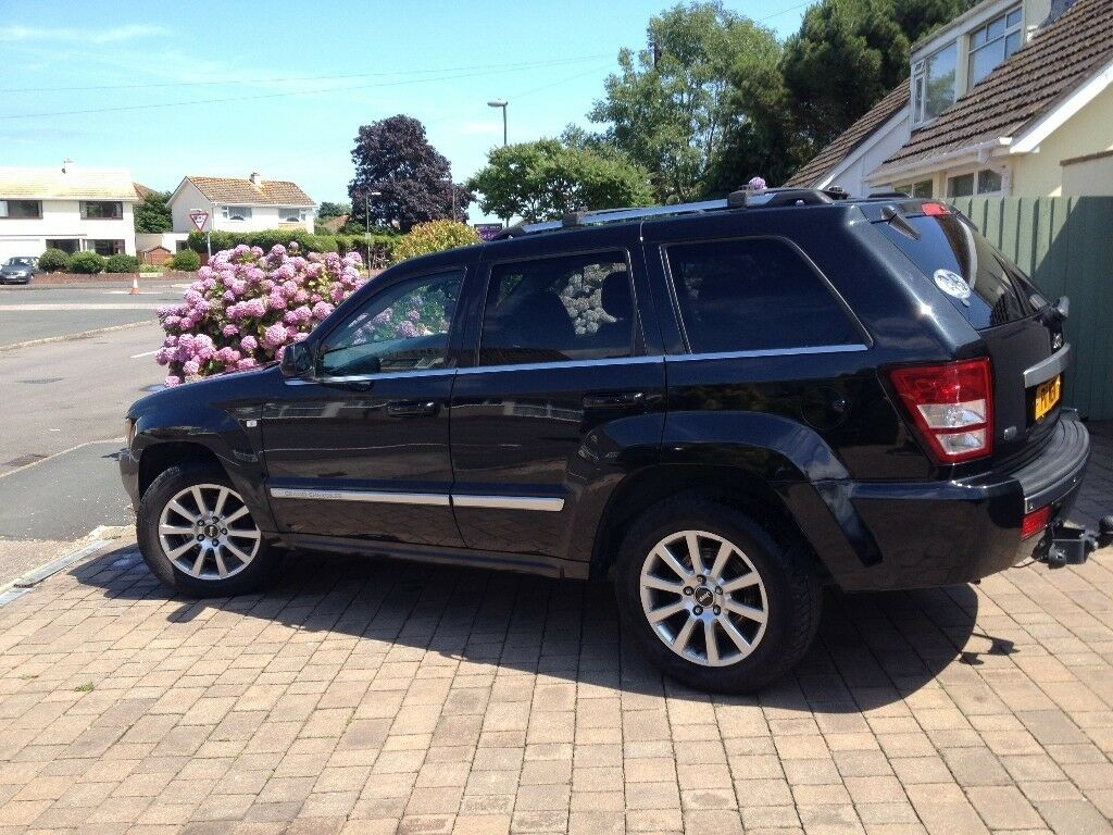 2007 Jeep Grand Cherokee Overland 3.0Crd: Fantastic tow car: Looking ...