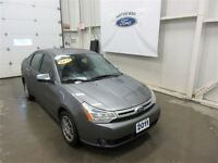 2011 Ford Focus SE, EXTENDED WARRANTY - AS TRADED