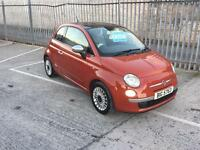 2008 Fiat 500 Lounge 1.3 Diesel Multijet Pano Roof Fantastic Spec £30 Road Tax