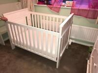 BOORI country collection cot / bed / chaise lounge